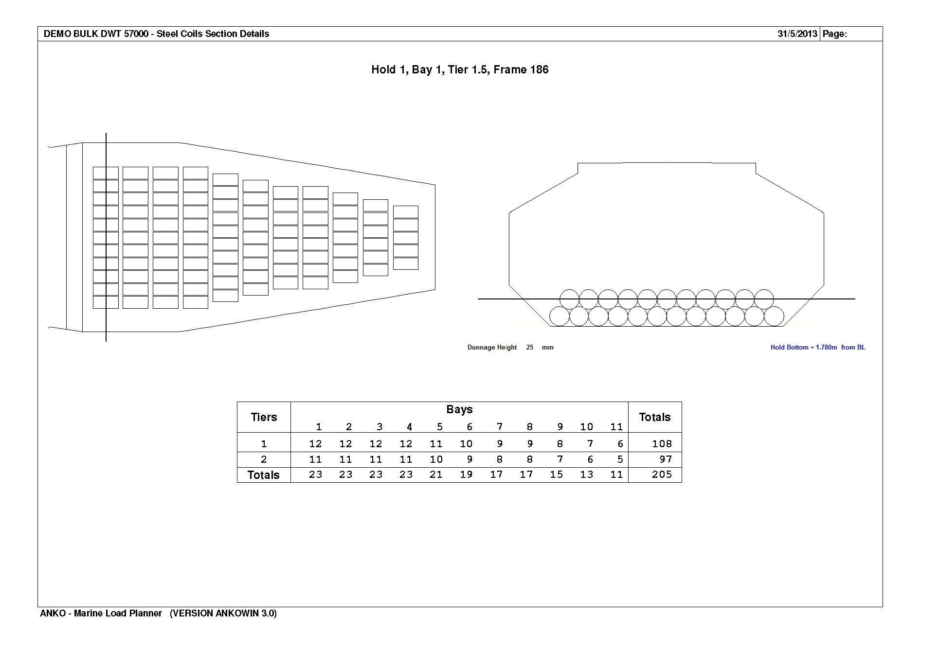 Bulk Carrier - Dry Cargo Ships